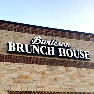 Burleson Brunch House logo
