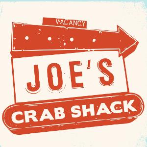 Joe's Crab Shack Fossill Creek logo