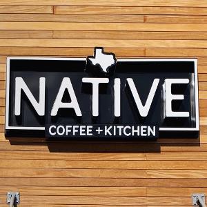 NATIVE Coffee + Kitchen logo