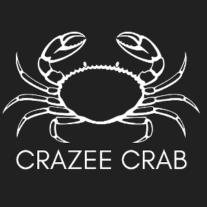 Crazee Crab and Oyster Bar logo