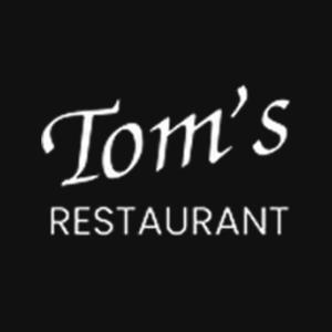 Tom's Restaurant logo