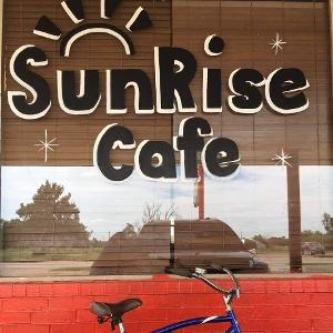 Sunrise Cafe logo