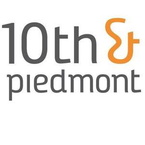 10th & Piedmont logo