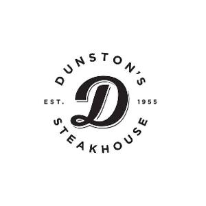 Dunston's Steak House logo