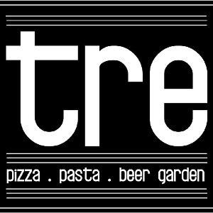 Tre Pizza Pasta Beer Garden logo