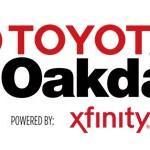 Toyota Oakdale Theater logo