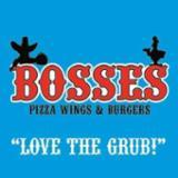 Bosses Pizza Wings & Burgers Lake Worth logo