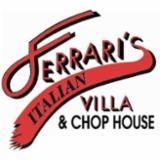 Sidecar Tavern and Ferraris Italian Villa restaurant logo