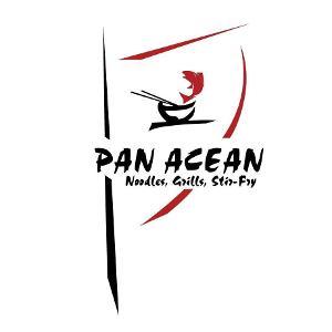 Pan Acean Noodles & Grill logo