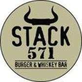 Stack 571 Burger and Whiskey Bar - Lakeland logo