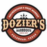 Dozier's BBQ logo