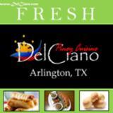 DelCiano Pinoy Cuisine logo