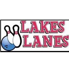 Lakes Lanes logo