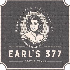 Earl's 377 Pizza logo
