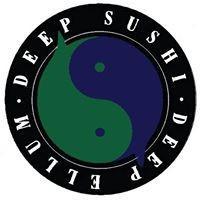 Deep Sushi logo