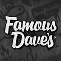 Famous Dave's - Millard logo