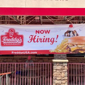 Freddy's Frozen Custard and Steak Burgers logo