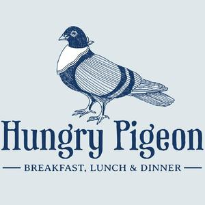 Hungry Pigeon logo