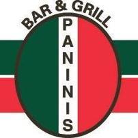 Paninis Grill logo