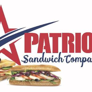 Patriot Sandwich Company logo