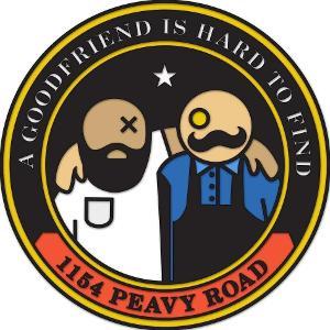 Goodfriend Beer Garden & Burger House logo