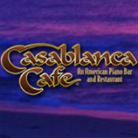 Casablanca Cafe logo