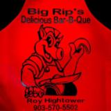 Big Rips Delicious BBQ logo