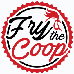 Fry the Coop logo