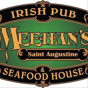 Meehan's Irish Pub - Saint Augustine logo