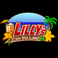 Lilly's On The Lake logo