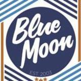 Blue Moon Pizza logo