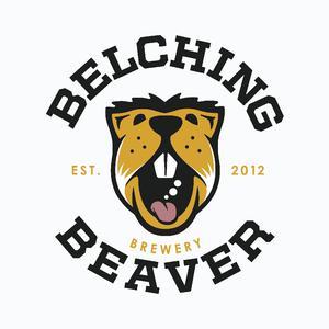 Belching Beaver Tavern logo