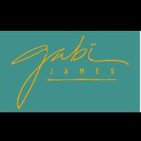 Gabi James logo