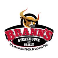 Brann's Steakhouse & Grille logo