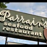 Parrain's Seafood Restaurant logo