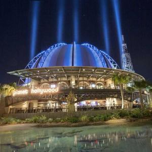 Planet Hollywood - Orlando logo
