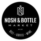 Nosh & Bottle Market logo