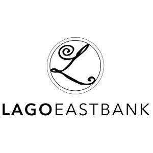 LAGO EAST BANK logo