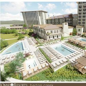 Omni Barton Creek Resort & Spa logo