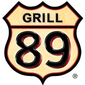 Grill 89 logo