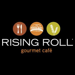 Rising Roll logo