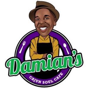 Damian's Cajun Soul Cafe logo