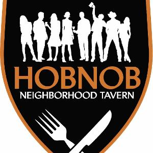 HOBNOB Neighborhood Tavern logo