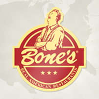 Bones Restaurant logo