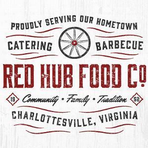 Red Hub Food Co. logo