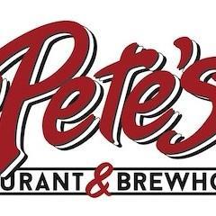 Pete's Restaurant & Brewhouse - Roseville logo