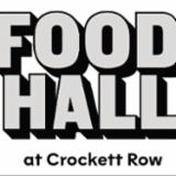 Food Hall at Crockett Row logo