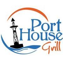 Port House Grill logo
