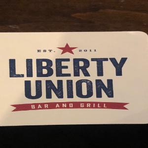 Liberty Union Bar & Grill logo