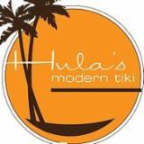 Hula's Modern Tiki - High Street logo